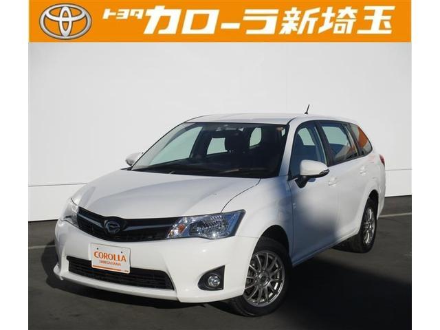 トヨタ 1.5X ビジネス 4WD ナビTV バックカメラ ETC