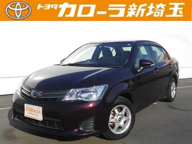 トヨタ X Gエディション 社外アルミ CD再生装置