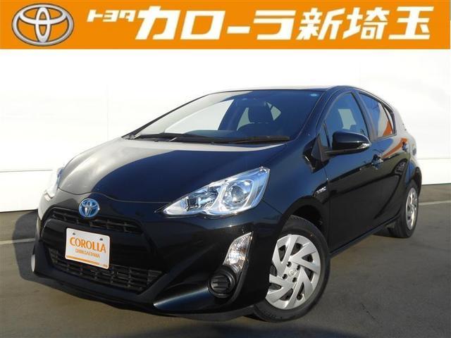 「トヨタ」「アクア」「コンパクトカー」「埼玉県」の中古車
