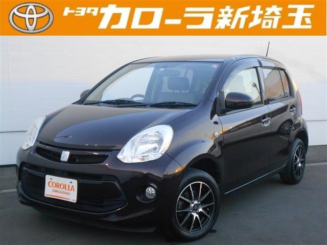 トヨタ X Lパッケージ・キリリ スマートキ- イモビライザー CD