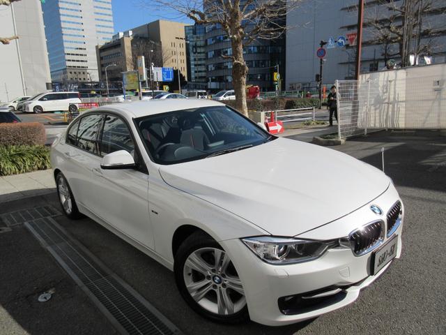 BMW 320i スポーツ 正規ディーラー下取車 1オーナー 禁煙車