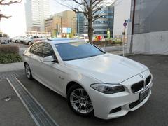 BMW535iMスポーツ 正規ディーラー下取車 1オーナー 禁煙車