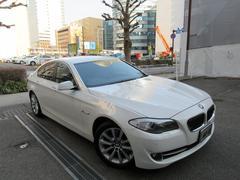BMW523i ハイラインパッケージ ディーラー下取車 1オーナー