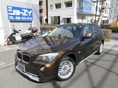 BMW X1sDrive18i 正規ディーラー下取車 1オーナー 禁煙車