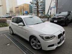 BMW116iMスポーツ 正規ディーラー下取車 1オーナー 禁煙車