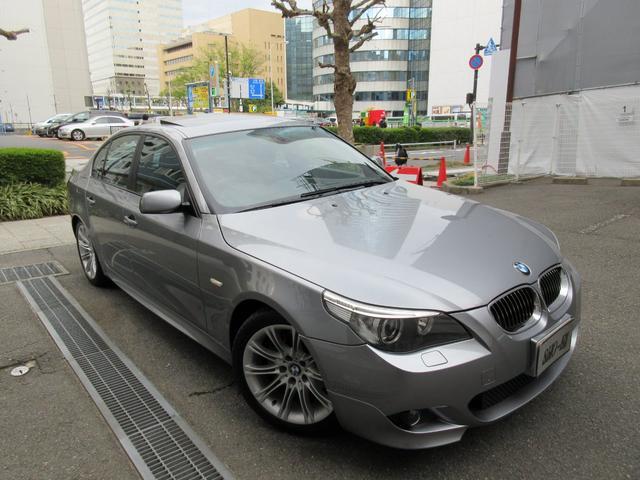 BMW 525i Mスポーツパッケージ 正規ディーラー下取車 禁煙車
