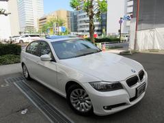 BMW320i 正規ディーラー下取車 1オーナー禁煙車 記録簿7枚