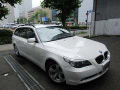 BMW525iツーリングハイラインパッケージ 正規ディーラー下取車