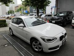 BMW116i スポーツ 正規ディーラー下取車 1オーナー 禁煙車
