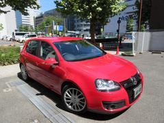 VW ゴルフGT TSI 当社下取車 1オーナー 禁煙車 記録簿8枚有り