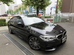 BMW530iMスポーツ 正規ディーラー下取車 1オーナー 禁煙車