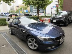 BMW Z4sDrive23i 正規ディーラー下取車 禁煙車 記録簿9枚