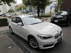 BMW118i スタイル 正規ディーラー下取車 1オーナー 禁煙車