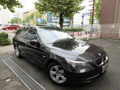 BMW525iツーリングハイラインPKG 全ディーラー記録簿10枚