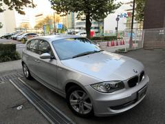 BMW120iハイラインパッケージ 1オーナー禁煙車 記録簿12枚