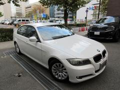 BMW320i 正規ディーラー下取車 1オーナー禁煙車 記録簿4枚