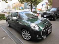 MINIクーパーSD 正規ディーラー入庫車 禁煙車 新車保証継承付き