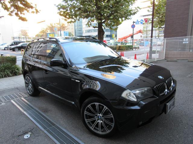 BMW 3.0iMスポーツパッケージ ディーラー下取車 茶本革 SR