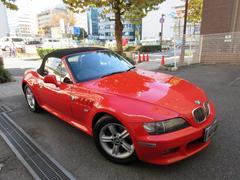 BMW Z3ロードスター2.2i 当社下取車 メンテ記録簿14枚有り ガレージ保管車