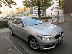 BMW118dスポーツ 正規ディーラー入庫車 禁煙車 新車保証継承