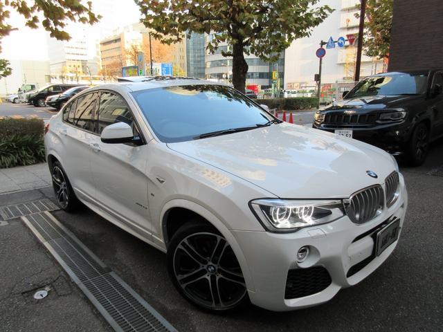 BMW xDrive 35i Mスポーツ ディーラー下取車 保証継承