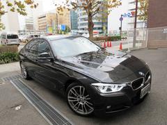 BMW320d Mスポーツ 正規ディーラー下取車 1オーナー禁煙車