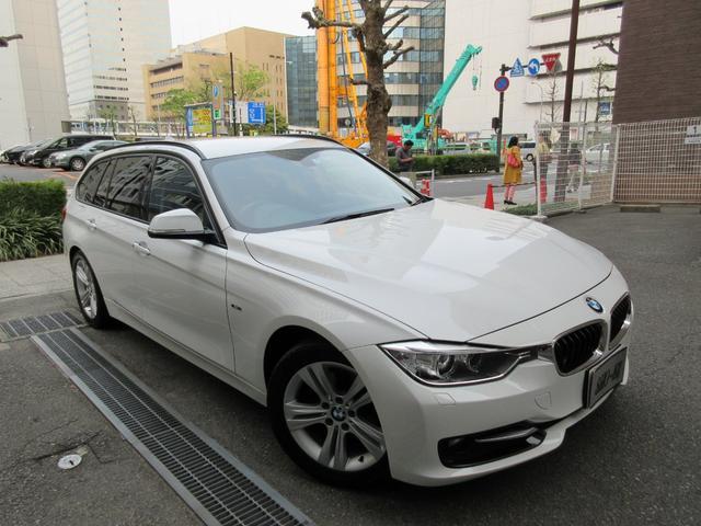 BMW 320dブルーパフォーマンス ツーリングスポーツ 記録簿5枚