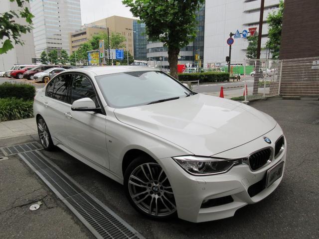 BMW アクティブハイブリッド3Mスポーツ ディーラー下取車 禁煙車