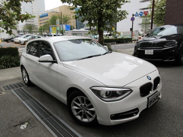 BMW 1シリーズ 116i スタイル 正規ディーラー下取車 禁...