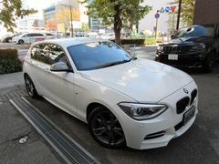 BMWM135i正規ディーラー下取車 1オーナー禁煙車 記録簿4枚