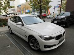 BMW320iグランツーリスモ スポーツ ディーラー下取車 禁煙車