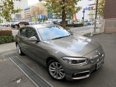 BMW120i スタイル 正規ディーラー下取車 1オーナー 禁煙車