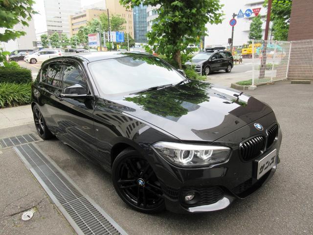 BMW 1シリーズ 118d Mスポーツ エディションシャドー ディーラー下取車