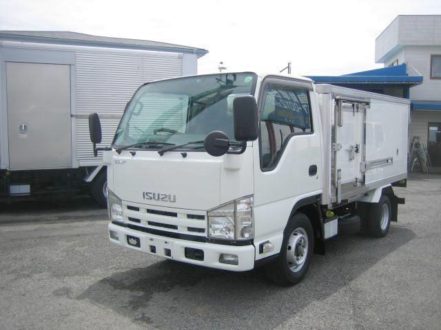 いすゞ 冷蔵冷凍車 低温冷凍車 4ナンバーサイズ冷凍車