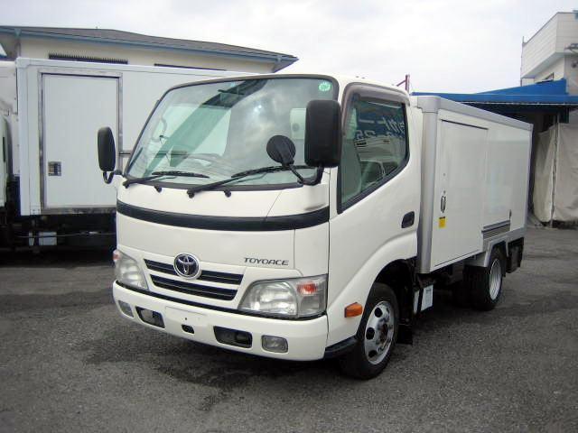 トヨタ 冷蔵冷凍車 中温冷凍車 4ナンバーサイズ冷凍車