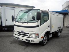トヨエース冷蔵冷凍車 中温冷凍車 4ナンバーサイズ冷凍車