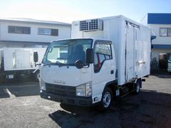 エルフトラック冷蔵冷凍車 中温冷凍車 −5度設定冷凍車