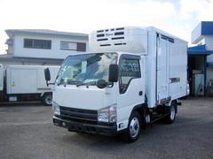エルフトラック冷蔵冷凍車 低温冷凍車 4WD冷凍車