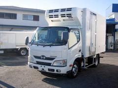 デュトロ冷蔵冷凍車 低温冷凍車 2t10尺冷凍車