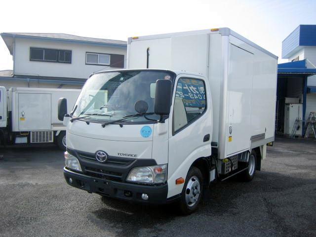 トヨタ 冷蔵冷凍車 低温冷凍車 スタンバイ付冷凍車