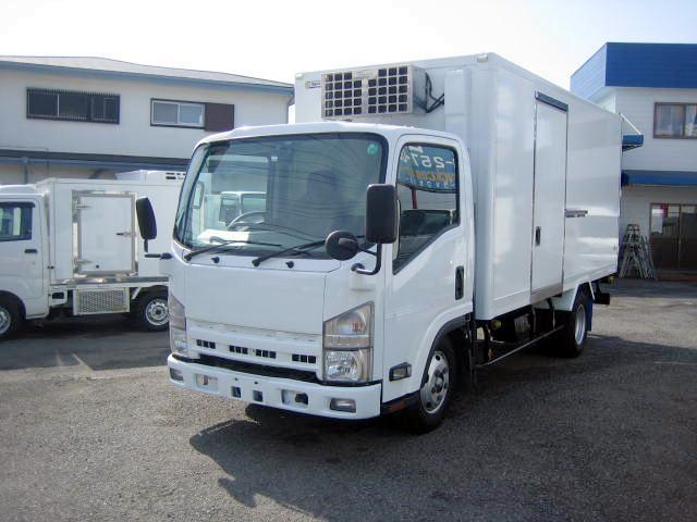いすゞ 冷蔵冷凍車 中温冷凍車 -5度設定冷凍車