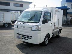 ハイゼットトラック冷蔵冷凍車 低温冷凍車 ー20度設定冷凍車