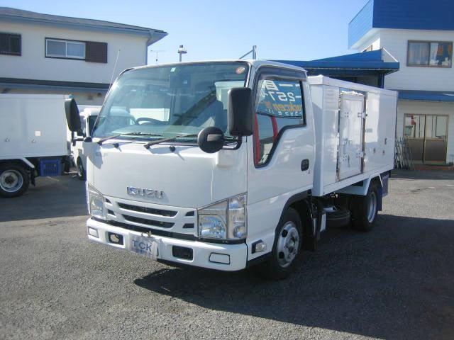 いすゞ 冷蔵冷凍車 低温冷凍車 スタンバイ付冷凍車