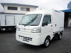 ハイゼットトラック冷蔵冷凍車 中温冷凍車 −7度設定冷凍車