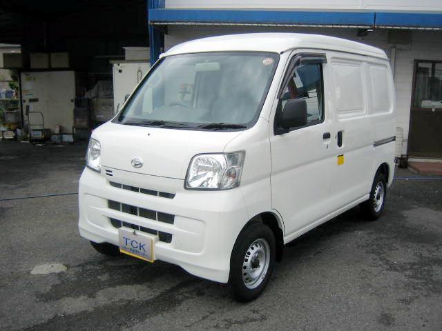ダイハツ 冷蔵冷凍車 中温冷凍車 -7度設定冷凍車