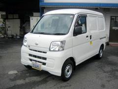 ハイゼットカーゴ冷蔵冷凍車 中温冷凍車 −7度設定冷凍車