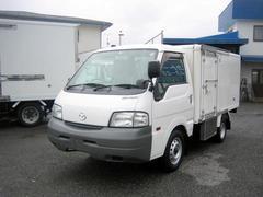 ボンゴトラック冷蔵冷凍車 低温冷凍車 −22度設定冷凍車
