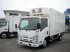 エルフトラック冷蔵冷凍車 中温冷凍車 ロング冷凍車