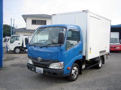 トヨエース冷蔵冷凍車 中温冷凍車 −7度設定冷凍車