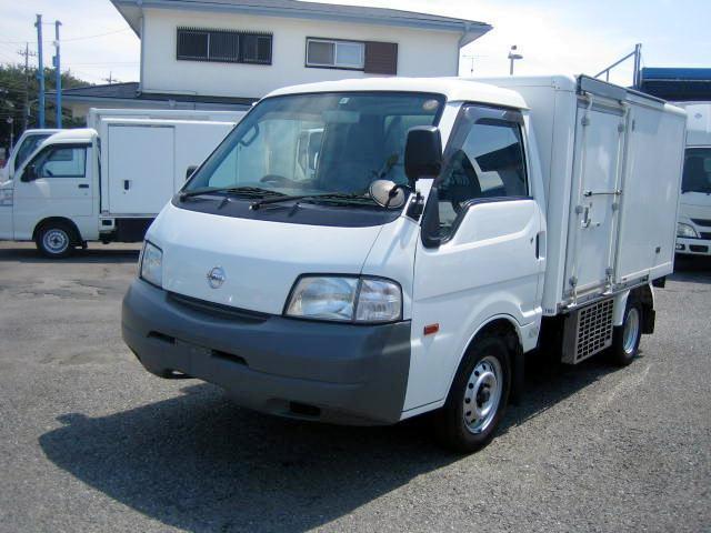 日産 冷蔵冷凍車 低温冷凍車 -22度設定冷凍車